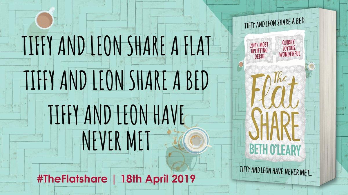 The Flatshare de Beth O'Leary DlEEEOPX4Agp_ge